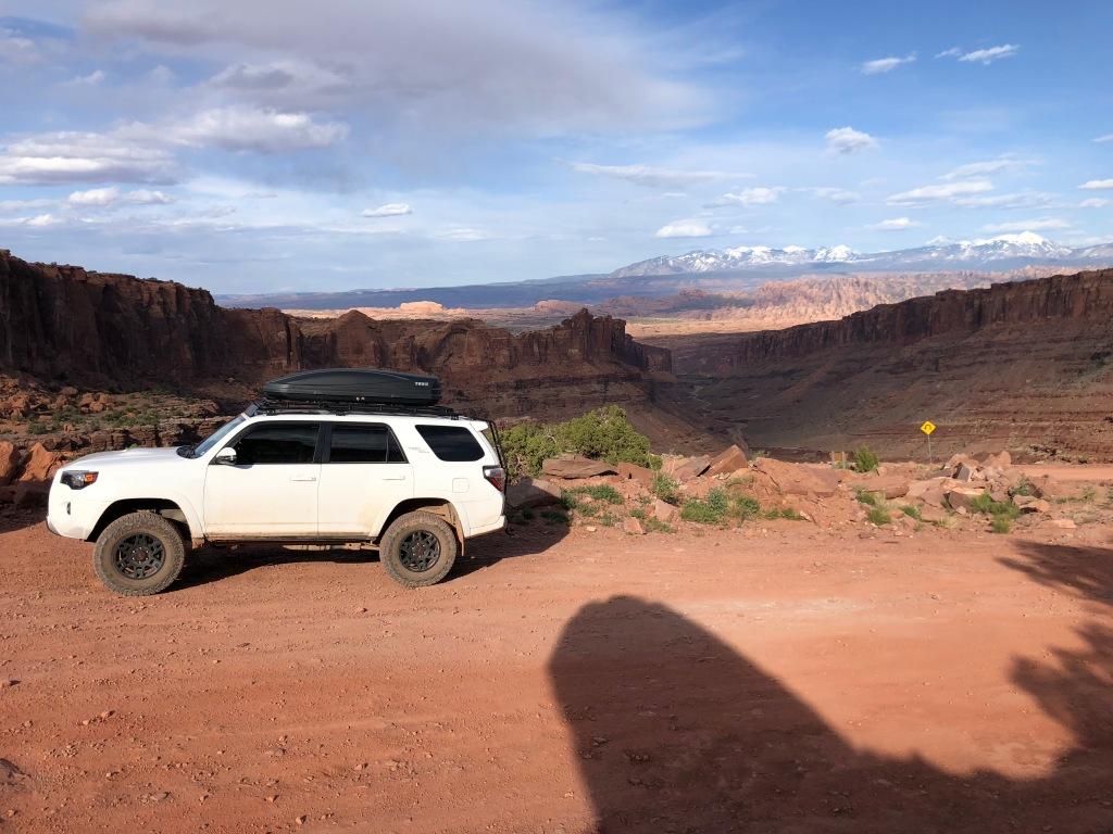 4Runner in Moab