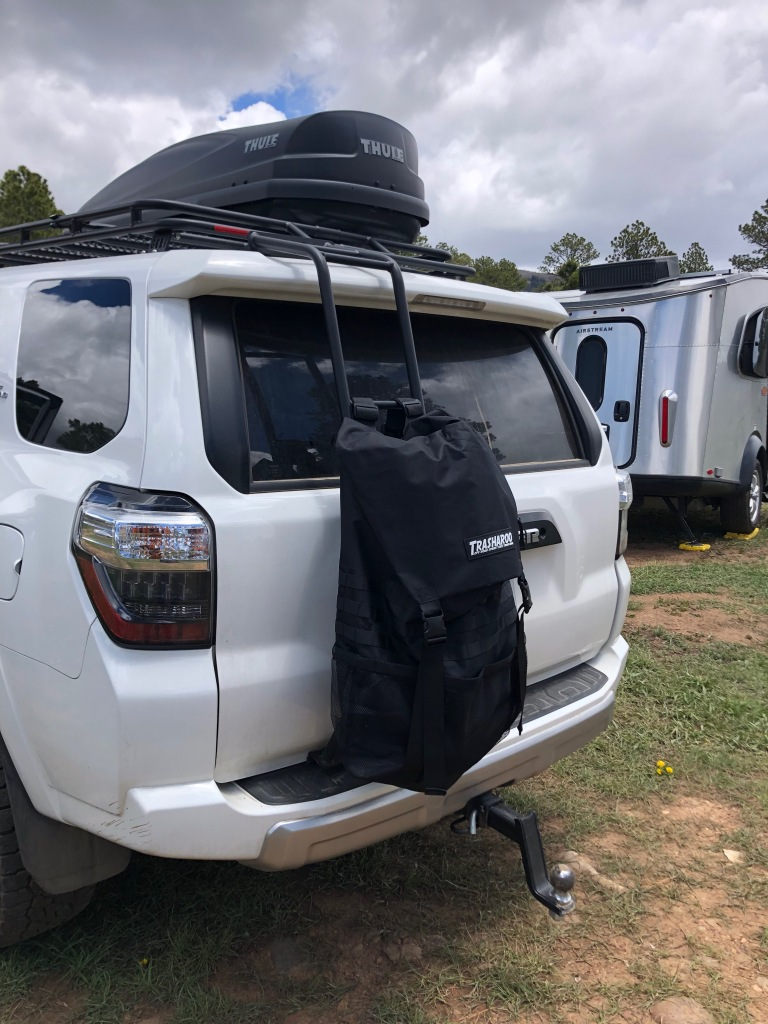 4Runner Gobi Rack Rear Ladder