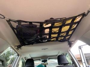 4Runner Homemade Cargo Net